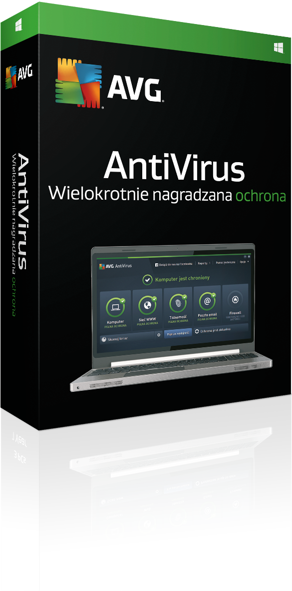 AVG Internet Security BOX